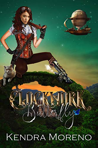 Clockwork Butterfly: A Steampunk Reverse Harem