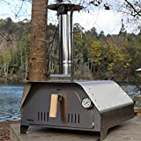 Fiesta Wood Fired Pizza Oven Portable