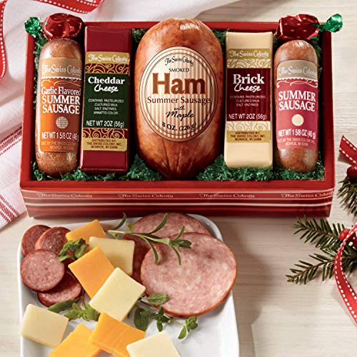 Gift Ham - High Five Ham Gift Assortment from The Swiss Colony