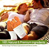 Bamboo Vinegar Foot Pads by Pure Sole Foot & Body