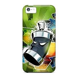 Excellent Design Just Do It Phone Case For Iphone 5c Premium Tpu Case
