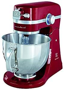 Electrolux Assistent - Robot de cocina, 1000 W de potencia, color rojo