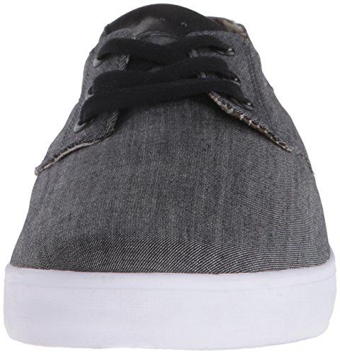 Skate Low Insole C1RCA Shoe Black Profile Harvey Denim Lightweight Men's xwFF4Yqv