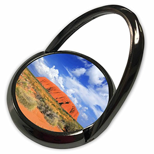 3dRose Danita Delimont - Australia - Mountain of Uluru, Ayers Rock, Australia - AU01 MGL0063 - Miva Stock - Phone Ring (phr_133402_1)