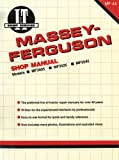 Massey Ferguson Shop Manual Models  MF3505 MF3525 & MF3545 (I & T Shop Service)
