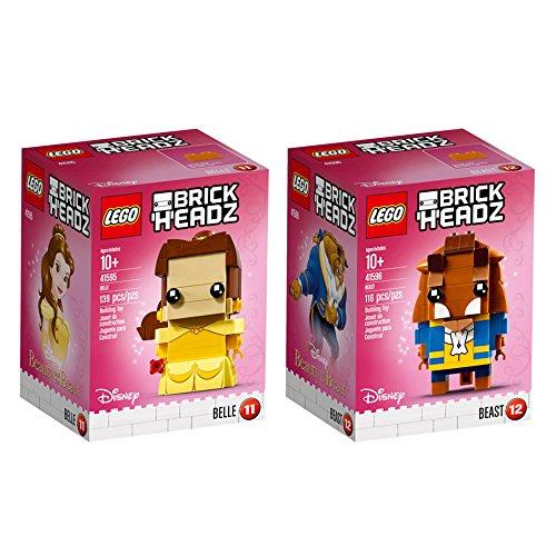 Kit de construcción LEGO Disney Beauty & The Beast 66563 (192 piezas)