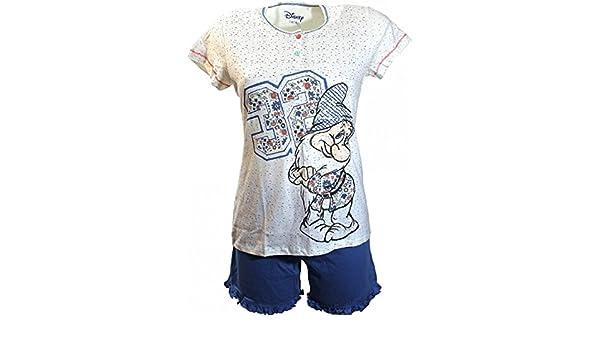 Pijama bebé niña corto Disney Mammolo 10/12 - 12/14 - 14/16 Años Mirto 22801 Multicolor multicolor: Amazon.es: Ropa y accesorios