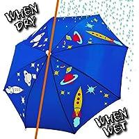Colour Changing Kids Umbrella