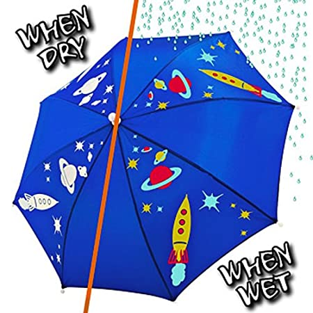 Cambia de Color niños paraguas: Amazon.es: Hogar