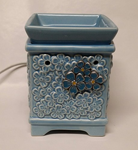 Scentsy, Charitable Cause Warmer - Forget-Me-Not by Scentsy
