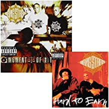 Moment Of Truth - Hard To Earn - Gang Starr 2 CD Album Bundling