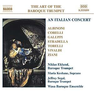 El Arte De La Trompeta Barroca V.5