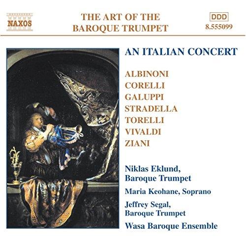 rumpet, Vol. 5: An Italian Concert (Baroque Sonatas)