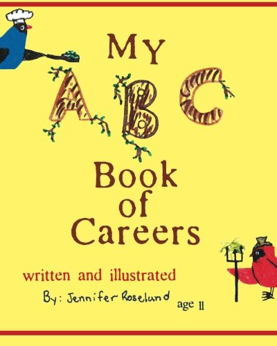 Download My ABC Book of Careers ebook