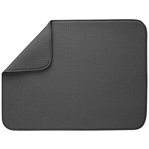 - S&T 530101 XL Dish Drying Mat, 18