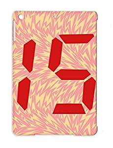 Miscellaneous Funny 15 Scratch-resistant For Ipad Air Red Case Cover