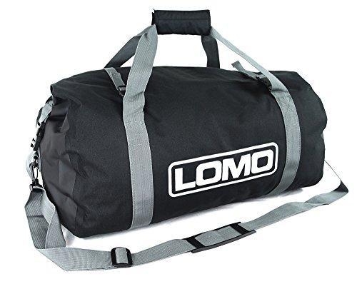 40L Dry Bag Holdall. Dry Bag Duffel - Black