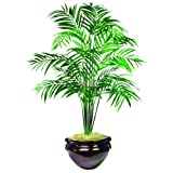 NuDell Areca Palm Artificial Tree, 6-Feet