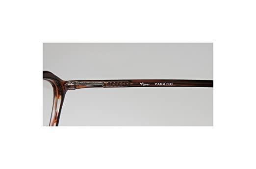 5048bae4067 Amazon.com  Thalia Paraiso Womens Ladies Rx Ready Newest Season Designer  Full-rim Spring Hinges Eyeglasses Eyewear (50-17-135