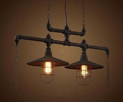 Csq lampadario pipa ad acqua vintage pot cover lampadario
