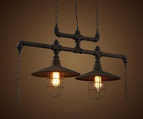 Lampadario pipa ad acqua vintage pot cover lampadario industrial
