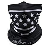 Motorcycle Face Mask and Neck Cover – Multifunctional – Protects You Always & Doubles as Fashion, Stretchable & Ultra Comfortable – High Moisture Wicking - Ideal for Men & Women, Girls & Boys