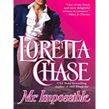 Mr. Impossible (Carsington Family Series Book 2)