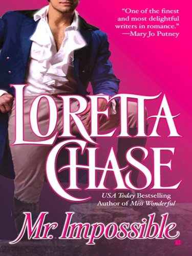 Mr. Impossible (Carsington Family Series Book 2) by [Chase, Loretta]