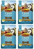 Zukes ZBones Edible Dental Chews Mini Clean Carrot Crunch 72 count (2.06 lbs)