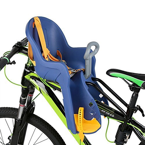 Lixada Child Bike Seat Baby Kids Bicycle Carrier Front Baby Seat with Handrail by Lixada (Image #2)