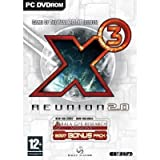 X3 Reunion 2.0 Game of the Year 2007 Edition (DVD) Including Bala GI's Reasearch Missions & the 2007 Bonus Pack