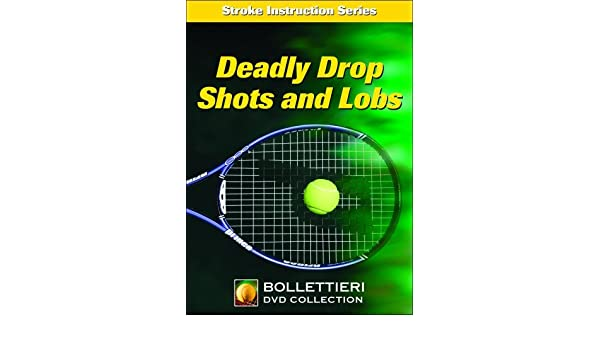 Nick Bollettieris Stroke Instruction Series: Deadly Drop Shots and Lobs DVD by Nick Bollettieri: Amazon.es: Nick Bollettieri, Human Kinetics: Cine y Series ...