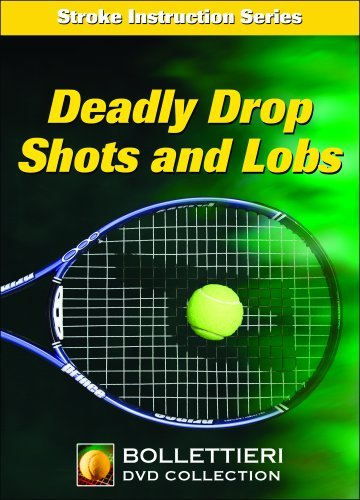 Nick Bollettieris Stroke Instruction Series: Deadly Drop Shots and Lobs DVD by Nick Bollettieri: Amazon.es: Nick Bollettieri, Human Kinetics: Cine y Series ...