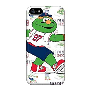 Charming YaYa Case Cover For Iphone 5/5s - Retailer Packaging Boston Red Sox Protective Case