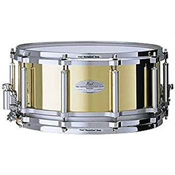 PEARL FREE FLOATING BRASS 14 X 5 - FB1450C Snare Drums Stahl Kessel ...