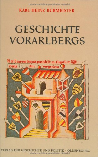 Geschichte Vorarlbergs