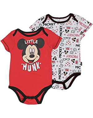 Mickey Mouse Infant Baby Boys