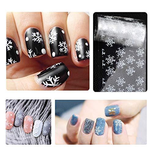 AIFAIFA Nail Art Stamping Plates, Christmas Nail Design Kits, 2 Nail  Stamping Plates, - AIFAIFA Nail Art Stamping Plates, Christmas Nail Design Kits, 2 Nail