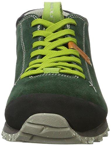 De 051 Unisex Bellamont Senderismo green Zapatillas Verde Suede Adulto Aku xtWnCS