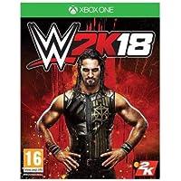 WWE 2K18 (English/Arabic Box) (Xbox One)