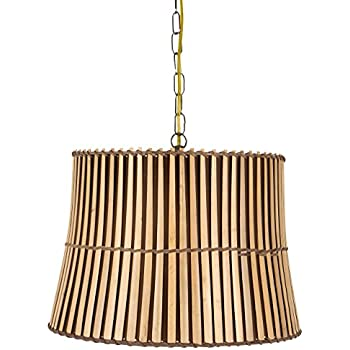 Upgradelights bamboo swag 16 inch lamp lighting fixture hanging plug upgradelights bamboo swag 16 inch lamp lighting fixture hanging plug in 13x16x11 aloadofball Images