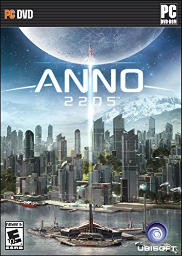 Anno 2205 - PC - Standard Edition from Ubisoft