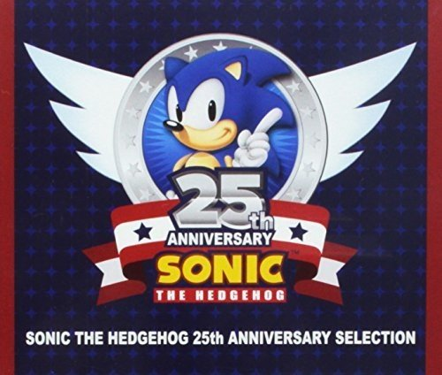 Price comparison product image Sonic the Hedgehog: 25th Anniversary Selection