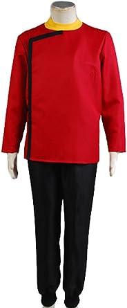 Star Trek II: La ira de Khan TWOK Monster marrón uniforme disfraz ...