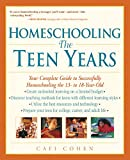 Discover the Rewards of Homeschooling Your Teen·Create unlimited learning on a limited budget ·Discover teaching methods for teens with different learning styles ·Utilize the best resources and technology ·Prepare your teen for college, caree...