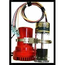Ultra Safety Systems Pump Switch Jr. UPS-02-12 V Float Switch Bilge Pump Switch