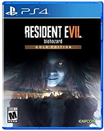 amazon com resident evil 7 biohazard gold edition playstation 4
