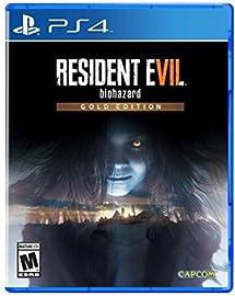 Amazon Com Resident Evil 7 Biohazard Gold Edition Playstation 4