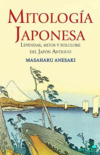Mitología japonesa de Masaharu Anesaki