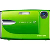 Fujifilm Finepix Z20fd 10MP Digital Camera with 3x Optical Zoom (Wasabi Green)
